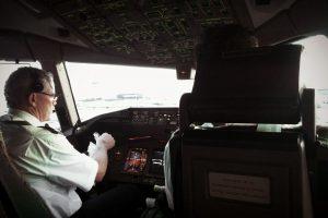 cockpit flight